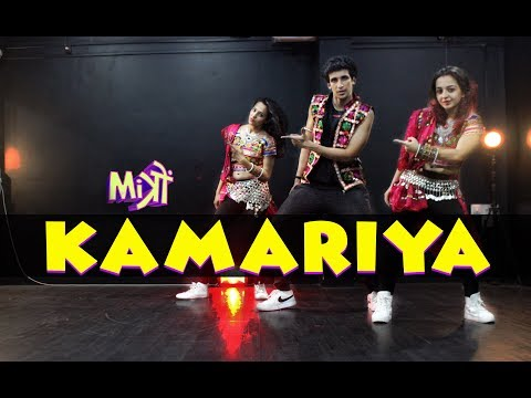 kamariya Dance Cover | Darshan Raval | Latest Garba Song | Mitron | Dj Chetas | Ikka