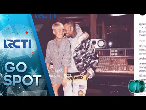 GO SPOT - Agnez Mo Gebetan Baru Chris Brown? [29 NOVEMBER 2017]