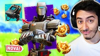 THE ROBO MYTH WAS REAL! -Fortnite, the