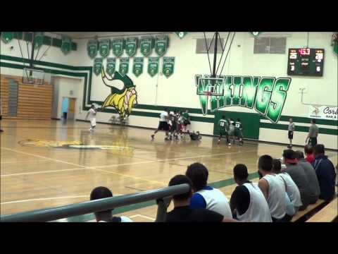 Bryant Ayers (PG/SG) - Carl Hayden High School - 2013 Basketball Highlights