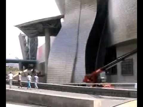 VID_0124: Guggenheim Museum, Bilbao