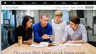 Gambar cover How to work at Apple! The Apple Retail Walkthrough