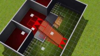 Sims 3 How To Make Windy Stairs