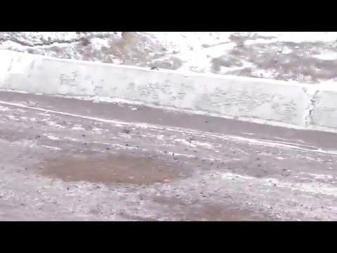 В аварии иномарки в Снигиревке обвиняют местный водоканал