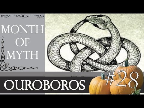 Month of Myth: Ouroboros