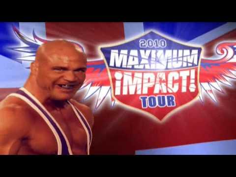 TNA Wrestling Maximum IMpact! Tour 2010
