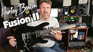 Harley Benton Fusion II Unboxing
