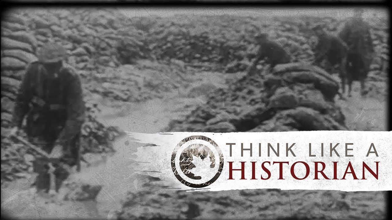 Think Like a Historian: The Epic of the 22nd Battalion