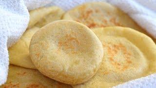 Pita bread / Homemade pita bread, simple and easy.