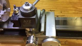 Adding a DRO to my Taig Lathe part 1