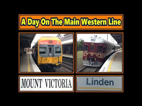 SOV140: A Day on the Main Western Line Part Two