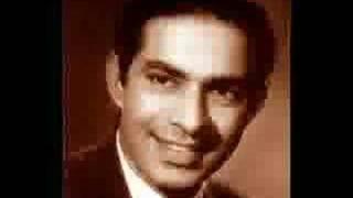 Talat Mahmood - Sham E Gham Ki Kasam