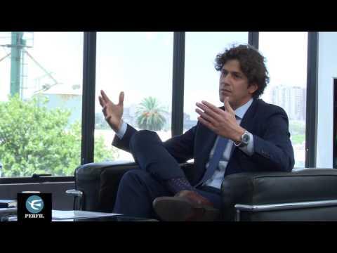 Fontevecchia entrevista a Martín Lousteau-Completa