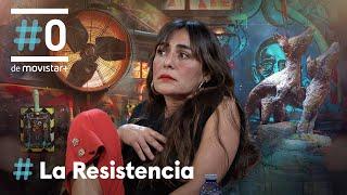 LA RESISTENCIA - Entrevista a Candela Peña   #LaResistencia 15.03.2021