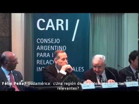 Sudamérica: ¿Una región de baja densidad de conflictos relevantes? - Peña - PARTE 2