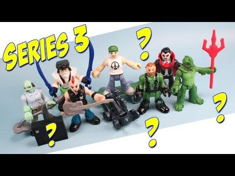 Imaginext Blind Bag Figures Series 1 Opening And Codes Doovi