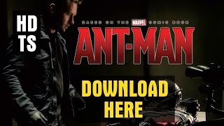 Ant-Man 2015 (HDTS) [+Links download]