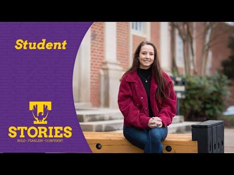 TNTech Stories - Emma Jones