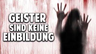 GEISTER SIND KEINE EINBILDUNG - Dr. Dr. Walter von Lucadou
