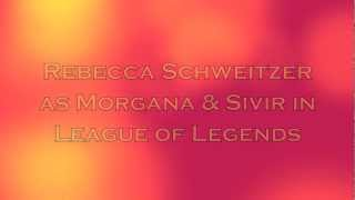 Rebecca Schweitzer-League of Legends