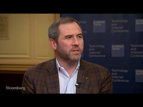 Ripple CEO Favors More Regulation of the Crypto Market