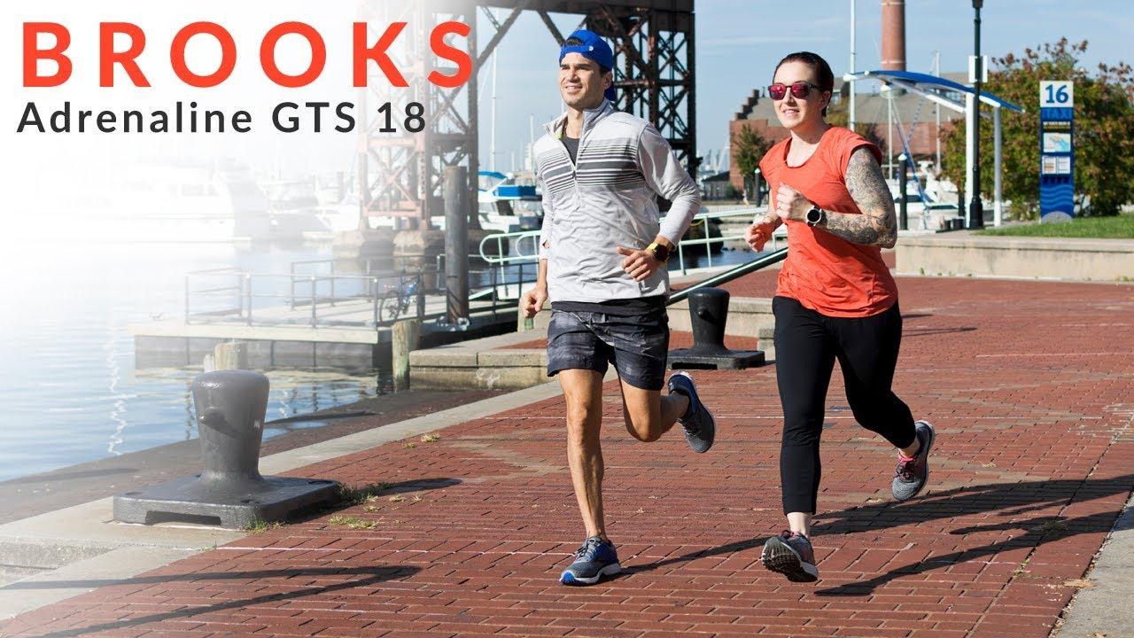 Brooks Adrenaline GTS 18 - Running Shoe