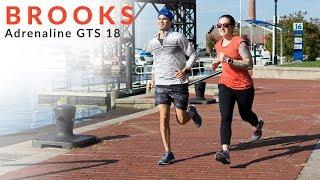 Brooks Adrenaline GTS 18 - Running Shoe Overview
