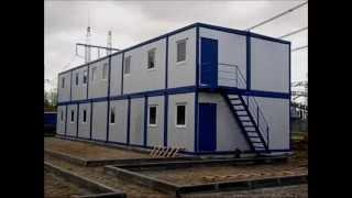 вахтовые поселки вагон дома павильоны бытовки модульные здания(ГазПромСтрой является стабильной и ответственной строительной компанией, более пяти лет занимается проек..., 2014-05-28T07:13:20.000Z)