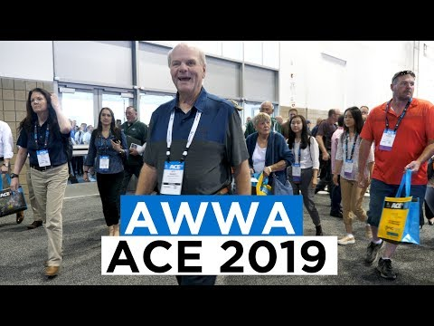 American Water Works Association ACE 2019