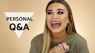 Keeping In Contact With An Ex, Pregnancy Scares and Youtube Enemies   Q&A