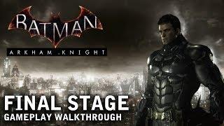 Batman - Arkham Knight - Final Stage: Fears of a Madman (PS4)