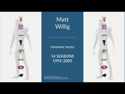 Matt Willig: Football Offensive Tackle