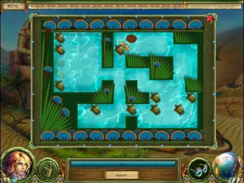 Magic Encyclopedia 3: Illusions (Turtle Puzle Solution)