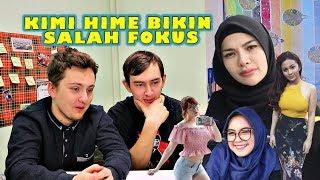 REAKSI COWOK-COWOK RUSIA LIAT FAMOUS INDONESIAN WOMEN MP3