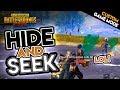 ULTRA FUN PUBG Mobile Game Mode: HIDE & SEEK!