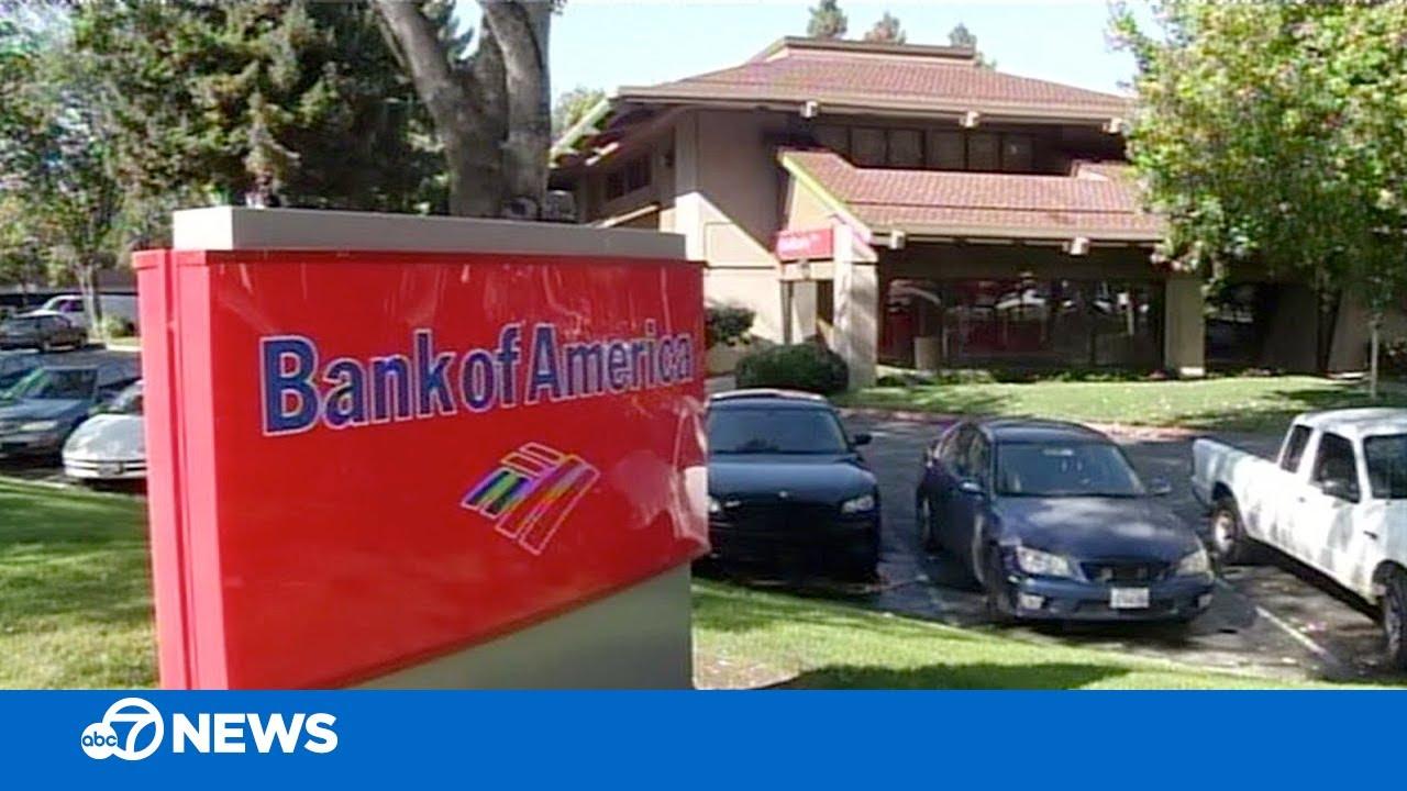 bank of america/edd