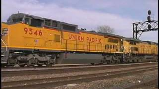 Illinois Rails Volume-1 (A Tour of Northern Illinois)