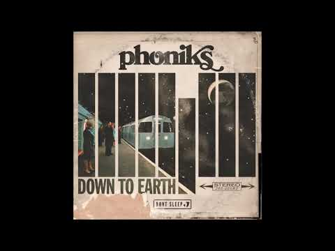 Phoniks - Down To Earth [Full Album]