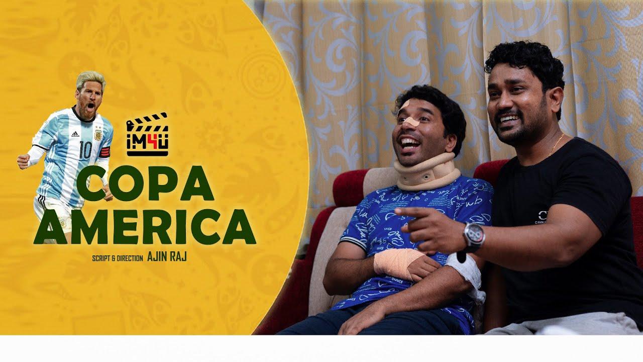 Copa America II Football Comedy Video II