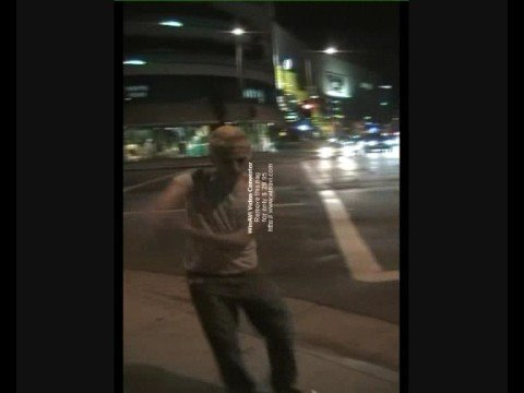 Ciji55 on Beverly Boulevard