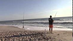 Surf Fishing Ponte Vedra Beach, FL