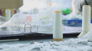 В процессе создания совершенства. Свадебные платья Jasmine Empire