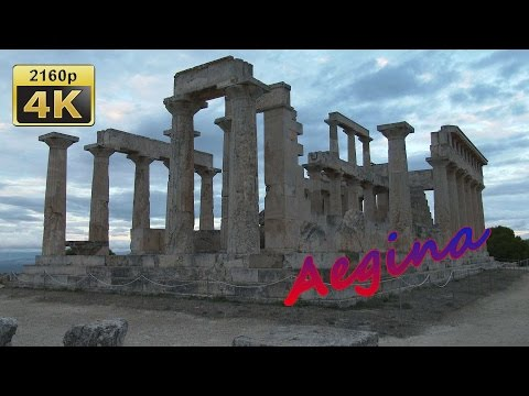 The Island of Aegina - Greece 4K Travel Channel