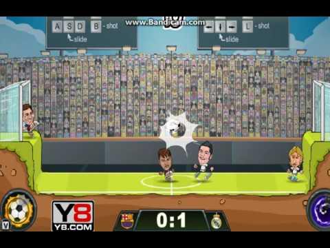 игра футбол на двоих с другом