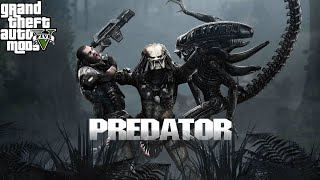 GTA V – PREDATOR MOD[FREE‼] STEP-BY-STEP INSTALLATION w/GAMEPLAY l 2019 l GTA V MODS