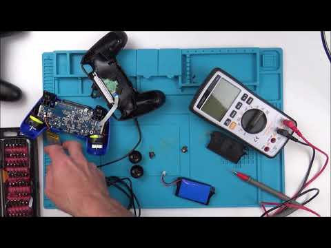 Trying to FIX a Joblot of Faulty PS4 Controllers - PART 2