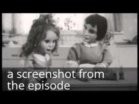 maxxjr's lost media: sara and hoppity 1960's puppet