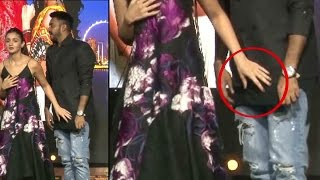 Bollywood Actress Alia Bhatt touched Very Shamed Public Shocked