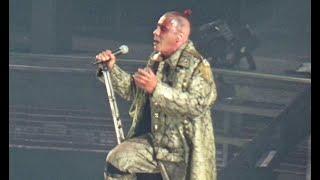 Rammstein - Was Ich Liebe - Live Paris La Défense Arena - Vendredi 28 juin 2019