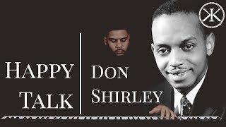 Happy Talk - Don Shirley Trio - Green Book OST - Karim Kamar - Piano